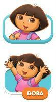 go to Dora the Explorer web site